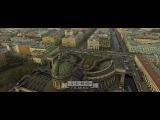 с высоты птичьего полета - Санкт-Петербург