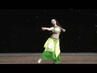 Arabic Belly Dance Julia Tatarovskaya - رقص شرقي