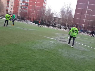 FC KAMAZ - FC SKA Moscow (1:1)